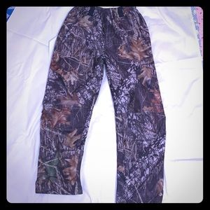 Women's Camouflage Hunting Pants